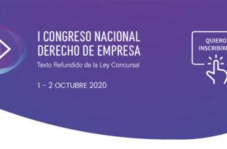 Congreso Nacional Derecho de empresa