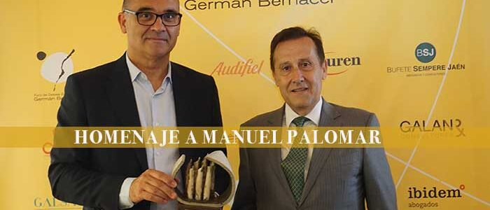 Homenaje a Manuel Palomar