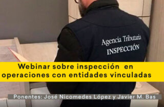 Webinar Inspección Hacienda