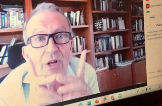 webinar con José María Meseguer Rico